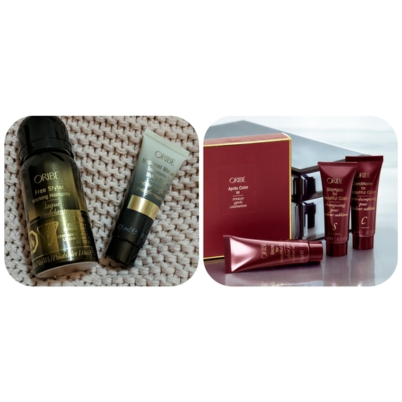 ORIBE TRAVEL HAIR PRODUCTS